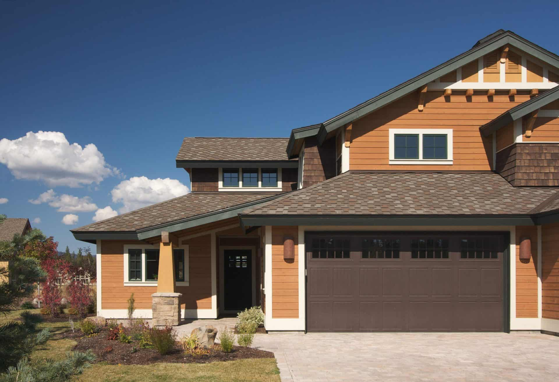 In this image, a home improvement project is completed. Kusiak offers home improvement from start to finish, from roofing, handyman repairs, remodeling and more.